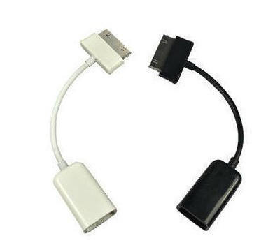 USB Host <font><b>OTG</b></font> Adapter Kabel Für <font><b>Samsung</b></font> <font><b>Galaxy</b></font> 10,1 <font><b>Tab</b></font> <font><b>2</b></font> P5100 P5110 Tablet pc image
