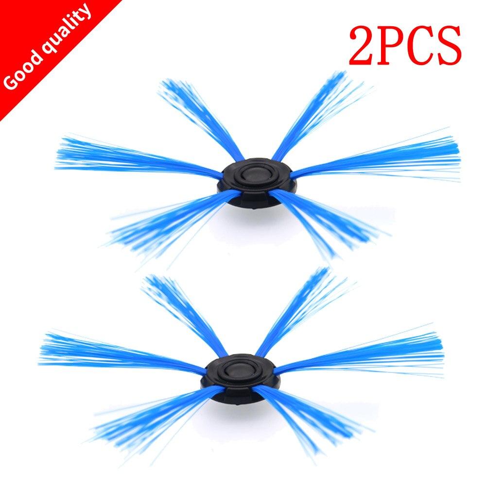 2 шт. подметальный робот для philips FC8603 FC8700 FC8710 FC8810 FC8820 FC8066 боковая щетка круглая щетка. Очистки ЩЕТОЧНЫЕ аксессуары