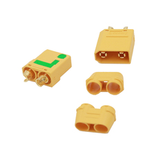 Original Amass XT90HS XT90H XT90S XT90-S Male Bullet Conectores hembra para RC Lipo batería 40% de descuento