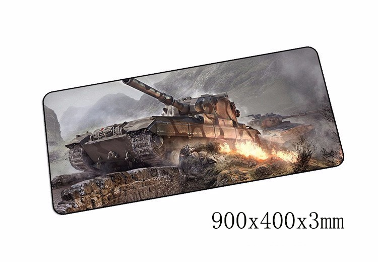 World of tanks mouse pad 900x400x3mm pad to mouse notbook computer mousepad best gaming padmouse gamer