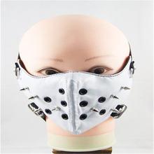 10pcs Pack Christmas Gifts New Hipster Show Rivets font b Masks b font Rock Non Mainstream