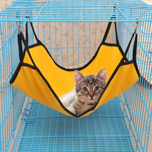 4 Colors Cat Hammock Warm Soft Hanging Bed Nest Mat Kitten Pad Pet  for Puppy Comfortable Cage Product
