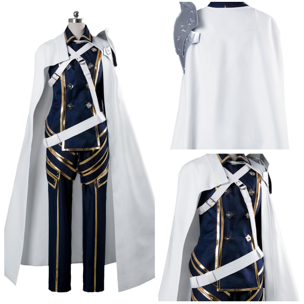 Fire Emblem Awakening Cosplay Chrome Battleframe Cosplay Costume Uniform