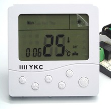 цена на Programmable gas boiler thermostat with two AA* 1.5V alkaline batteries