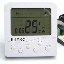 Программируемый газовый котел 7*24 термостат с двумя щелочными