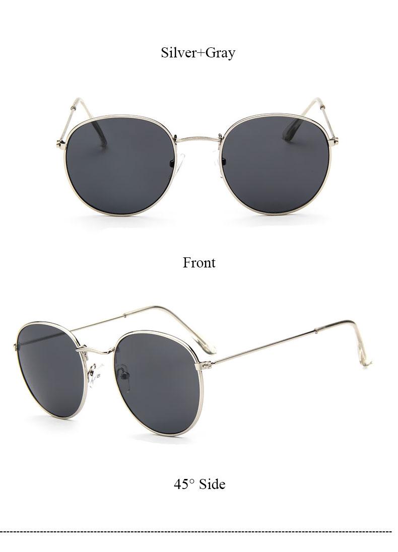 HTB1xSNQQVXXXXbeaXXXq6xXFXXXO - Round Sunglasses Women Retro Brand Designer Classic Rose Gold Steampunk Sun Glasses Men UV400 Rayed Mirror Female UV400