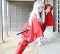 Hot New Animation  Inuyasha Anime Costume for Cosplay Costumes  S M L XL