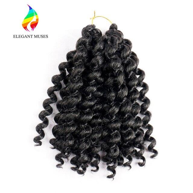 Jamaican bounce curly twist hair tresse crochet braids hair jamaican bounce curly twist hair tresse crochet braids hair extensions 20strandspack synthetic wand curl pmusecretfo Choice Image
