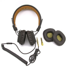 DJ Studio Headphones Deep Bass Noise Isolating headset Monitorring with Mic Micphone Majors For iphone Samsung
