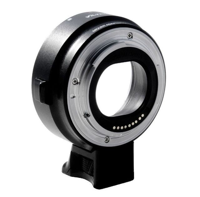 Viltrox EF-EOS M Металл Электронный Автофокус Адаптер Объектива для EF EF-S Объектив EF-M EOS M камеры