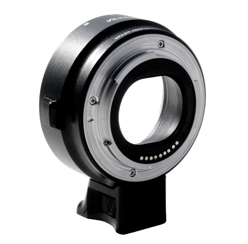 Viltrox EF-EOS M Metal Electronic Auto Focus Lens Adapter For EF EF-S Lens to EF-M for EOS M camera new professional quick release fast lens changing double head lens holder flipper for canon eos ef ef s camera lens