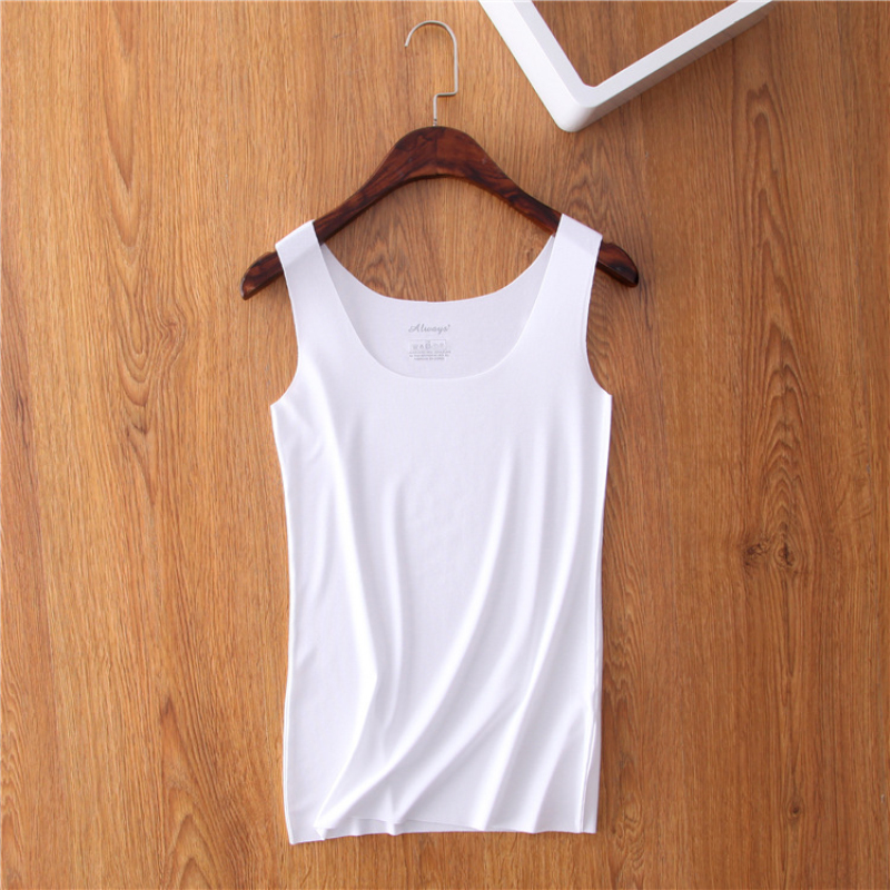 Summer Sleeveless Tank Top Women Multicolor Blouses Lady T-shirt Cotton Temperament Camisole Bruiser Slim Tops Vest 3BX004-1