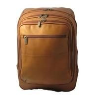 David King & Co 350 т негабаритных ноутбук рюкзак Tan