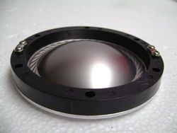 2pcs Replacement Diaphragm 8 ohm for ltec-288 299 291 VC 72.2mm 8ohm