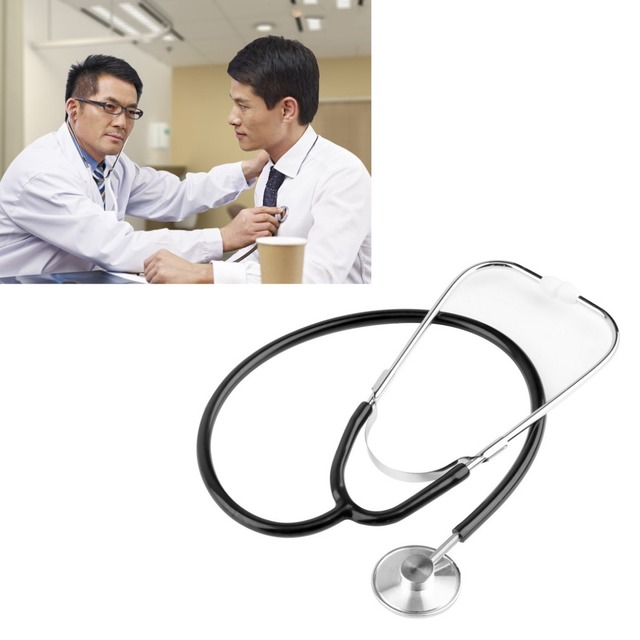 Professional Single Head Medical Cardiology Cute EMT Stethoscope For Doctor Nurse