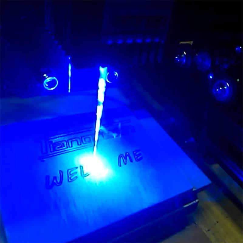 Plavi laserski modul s modulom od 2,5 W 450 nm s unutarnjim - Različiti rasvjetni pribor - Foto 5