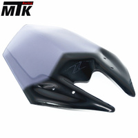 MTKRACING HotSale Freeshipping Voor Kawasaki Z800 z800 2012 2013 2014 2015 2016 Voorruit Voorruit Double Bubble