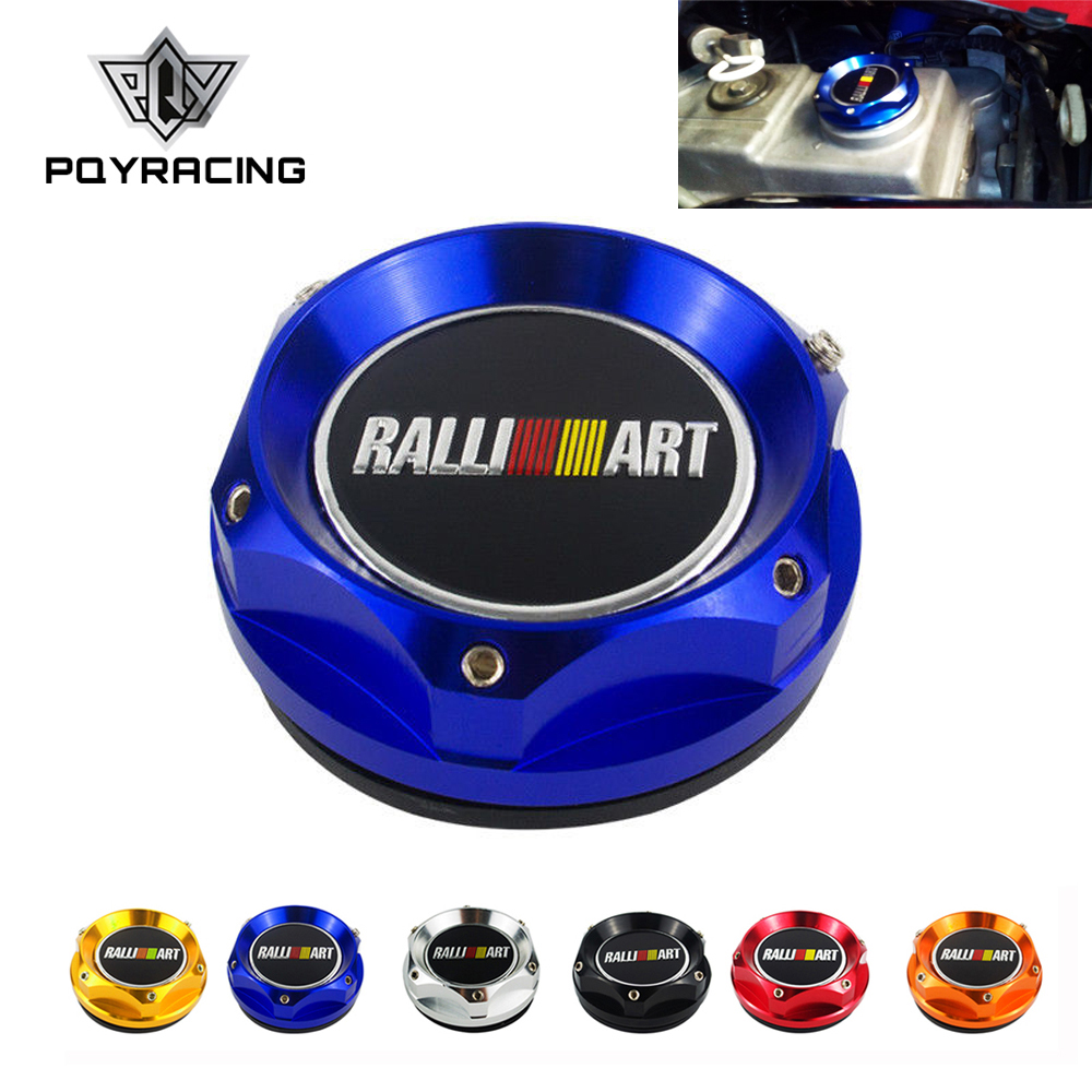 Fuel-Filler-Cover-Cap Engine-Oil-Cap Pqy-Ralliart Racing Mitsubishi for PQY6315