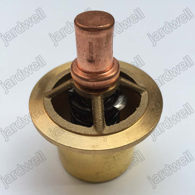 37952397 Thermostatic Valve Replacement Spare Parts Of Ingersoll Rand Compressor Opening Temperature 60 Degree C