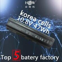 New Genuine Batteries notebook laptop batteries FOR HP Compaq MU06 MU09 CQ42 CQ32 G62 G72 G42 593553-001 DM4 batteria akku