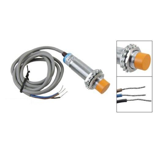 WSFS Hot LJC18A3-H-Z/BX 1-10mm Sensor Switch NPN NO DC 6-36V 300mA mylb ljc18a3 h z bx 1 10mm capacitance proximity sensor switch npn no dc 6 36v 300ma