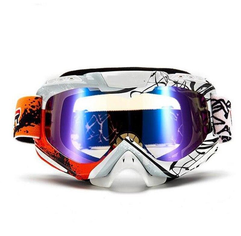 New Motocross Glasses Moto Men Women Motorcycle Goggles Lunettes Helmet Glasses Off-Road Dirt Bike Ski Eyewear