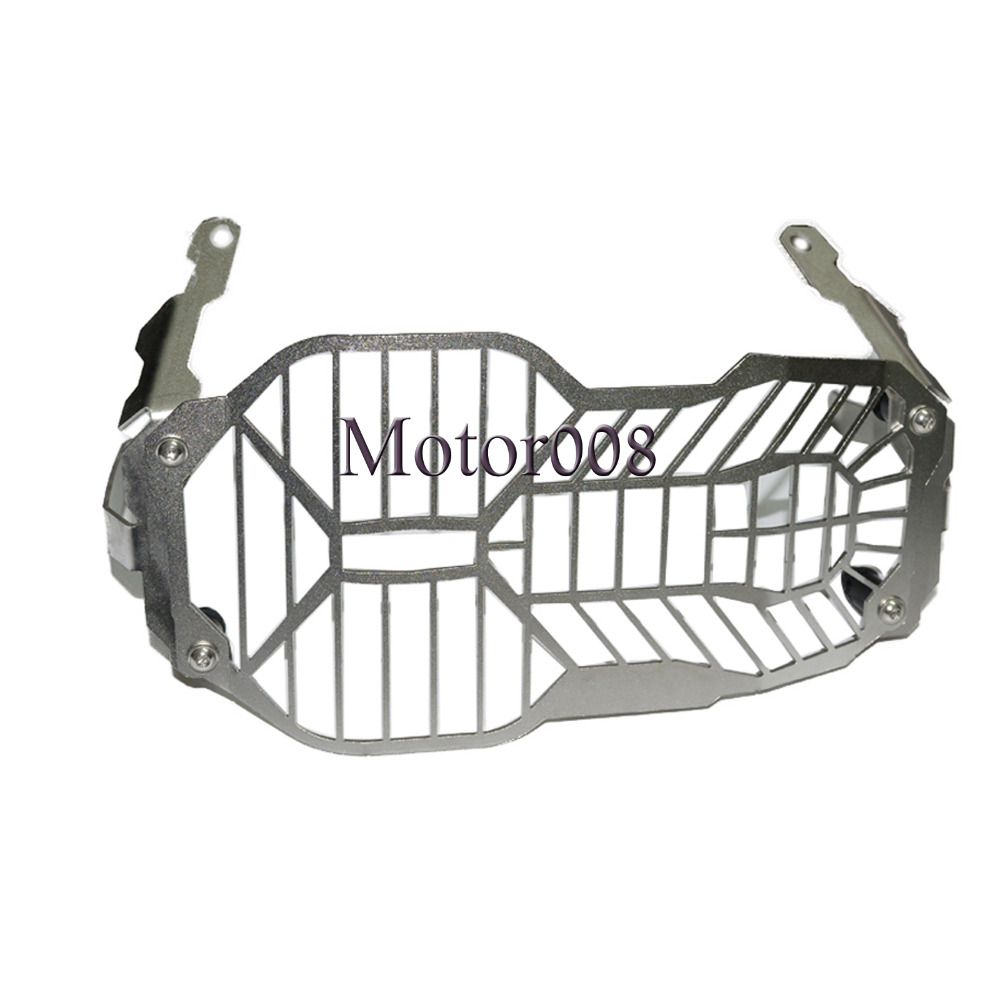 Motorcycle Headlight Grill Guard Cover Protector For BMW R1200GS R 1200 GS ADV Adventure 2013 2014 2015 2016