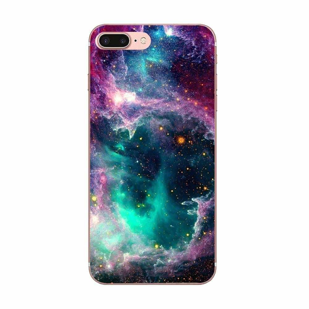 Пространства для Galaxy Вселенной Звездных темная кошка для htc 530 626 628 630 816 820 один A9 M7 M8 M9 M10 E9 U11 Moto G G2 G3 G4 G5 G6 G7
