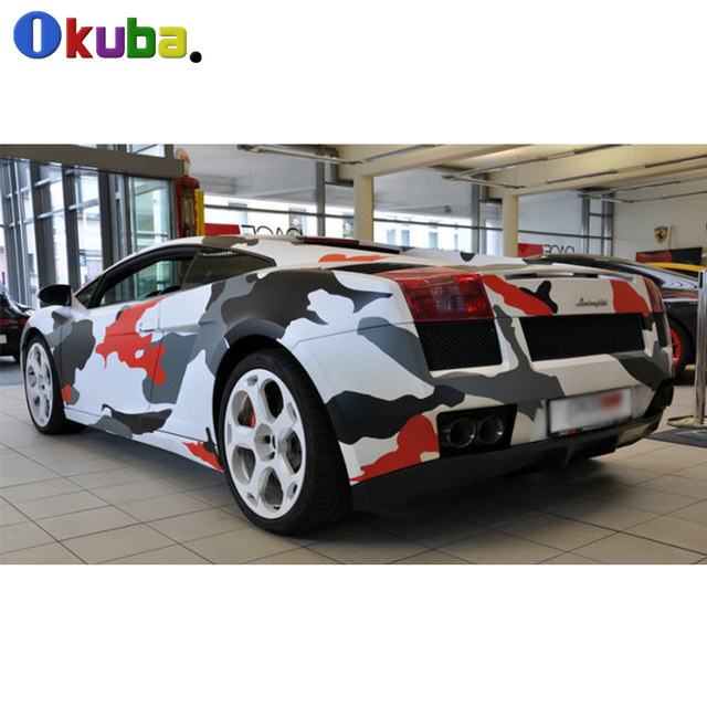 Online Shop Hydrographic Film Camo Vinyl Graphics Car Wrapping - Vinyl graphics for a car
