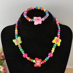 TopHanqi Girls Jewelry Sets Cu