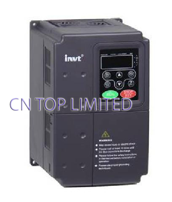 3-phase  380V 5.5KW 19.5A Input GD100-5R5G-4 INVT inverter VFD frequency AC drive NEW invt inverter gd10 1r5g 4 b goodrive10 series 3 phase 380v 440v 1 5kw 1500w 50hz 60hz new