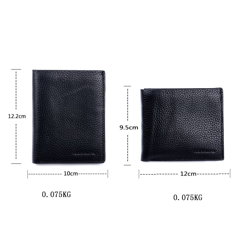 harrm carteira homens marca de Wallet Design : Long / Short Design Wallet