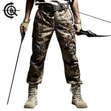 CQB Outdoor Tactical Pants trekking trousers Hiking Pants Camping Men Pants Camouflage Pants Military Training Trousers TCKZ0683