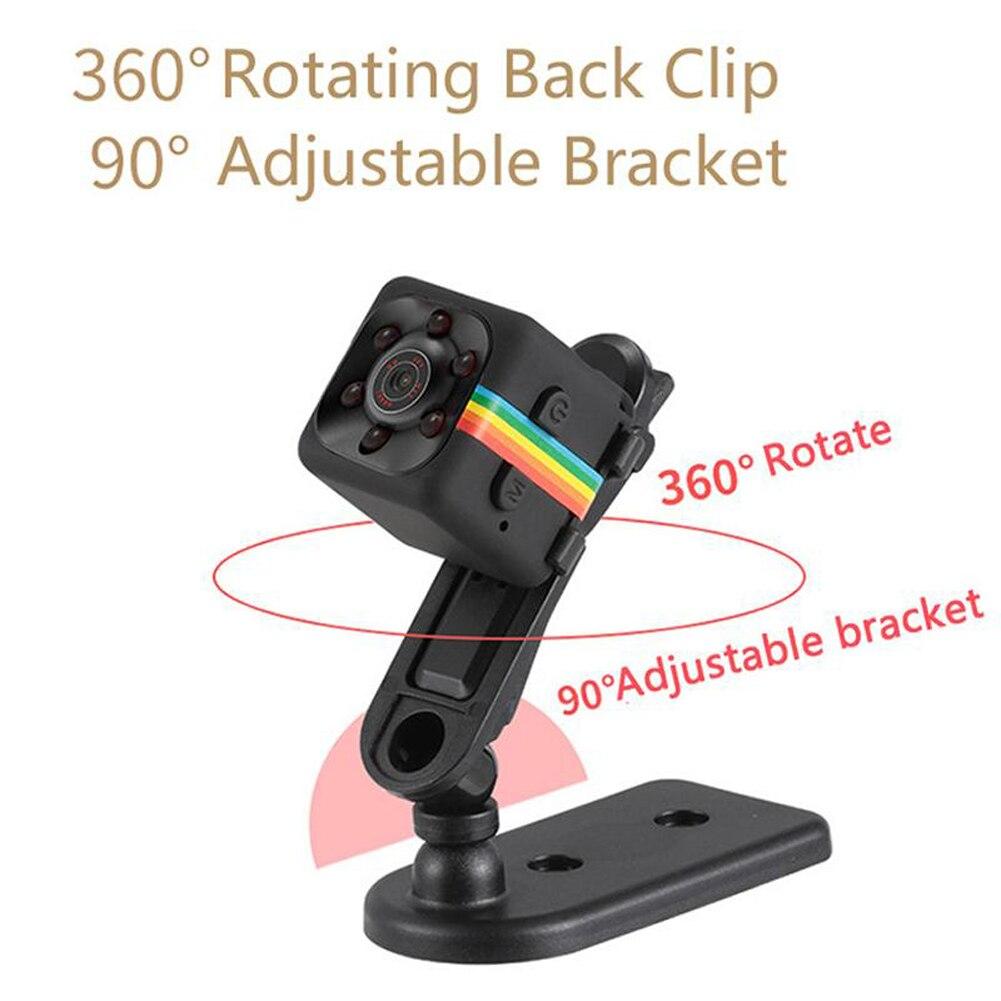 Original Mini Car DVR Camera Full HD 1080P 140 Degree Night Vision G-Sensor Motion Detection Cycle Recording DVRS High Quality 17