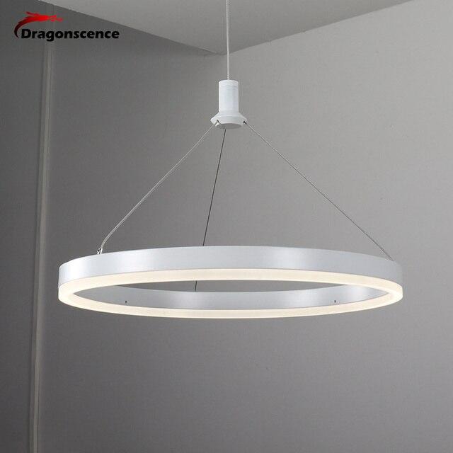Dragonscence Modern LED chandelier lighting lamp Lustre  droplight for dinning room Kitchen living room Lobby Senior clubs