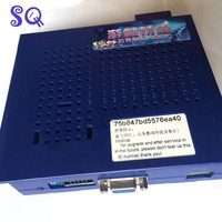 Classical games GAME ELF 750 in 1 (619 in 1) board for CGA monitor and LCD VGA horizontal monitor game machine/arcade cabinet
