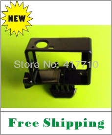 New Product FREE SHIPPING Gopro Hero3 OEM Standard Border camera Frame Mount Protective Housing for GoPro HD HERO3