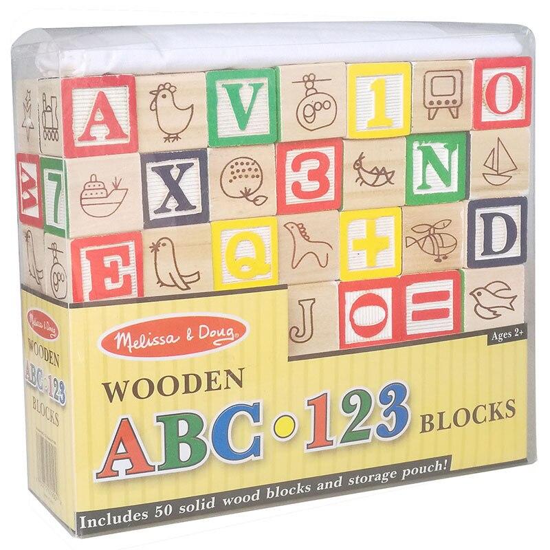 Worldwide Delivery Wooden Abc Blocks In Nabara Online