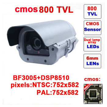 Free shipping limited security camera system cmos 800 tvl dual lamps array infrared camera outdoor waterproof cctv security z60c free shipping blueskysea 2k s60 body personal security