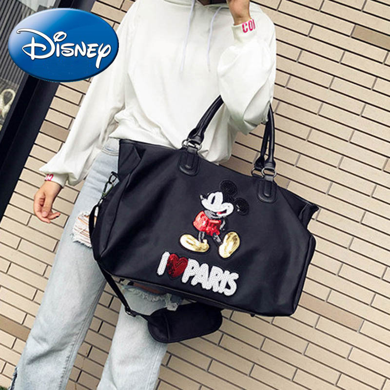 Disney New 2019 Travel Mummy Handbag Backpack Diaper Bags Waterproof Mommy Maternity Large Capacity Nappy Bag
