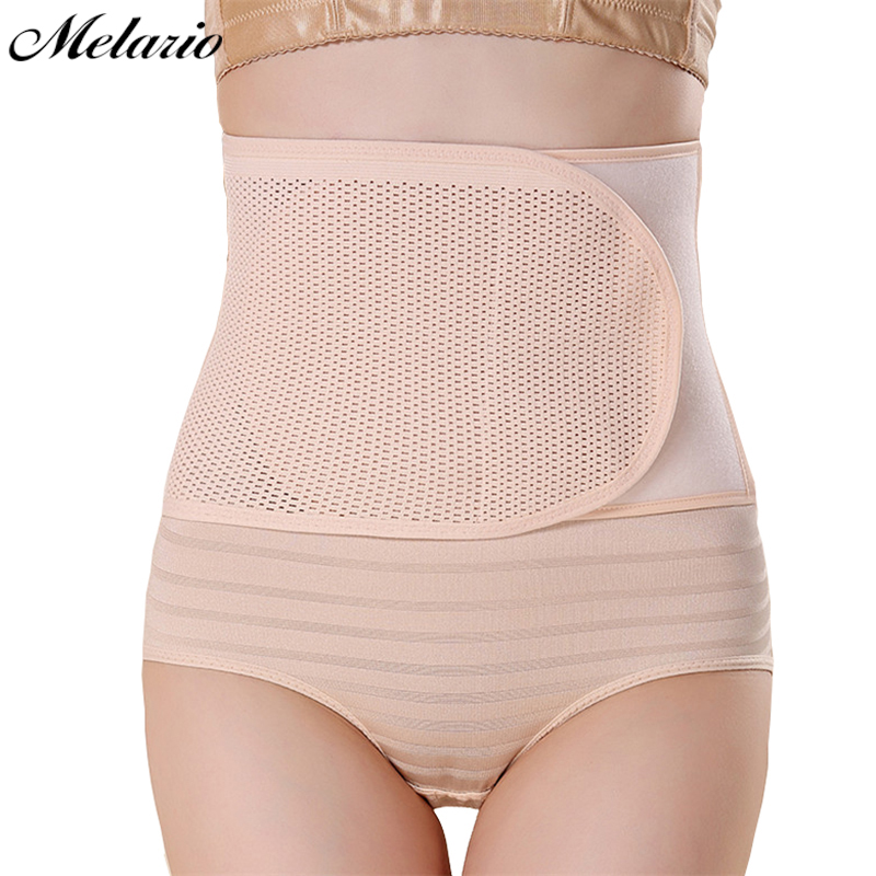 Melario Maternity Postnatal Belt&Support 2019 New After Pregnancy Bandage Belly Band Waist Corset Pregnant Women Slim Shapers