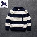 Nuevo 2016 Suéter del bebé del Suéter Suéteres Niños Niños Ropa Niños suéter 100% de Algodón de los Bebés Ropa para 2-10Ages