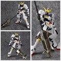 Arma de metal Hammer Lança de Prata ou Cinza para TV 1/100 MG ASW-G-08 Barbatos Gundam Bandai
