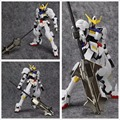 Metal Weapon Hammer Spear Silver or Grey for Bandai TV 1/100 MG ASW-G-08 Barbatos Gundam