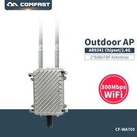300Mbp длинные охват Открытый CPE AP маршрутизатор всенаправленная антенна Wi Fi Открытый Wi Fi сигнала Hotspot усилитель точки доступа