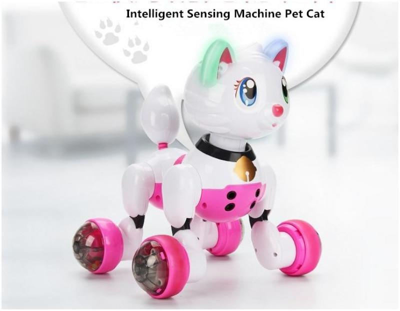Gato de Estimação Eletrônico Inteligente Com Cantar