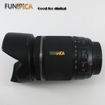 original 18 200mm F/3.5 6.3 Di II VC LENS for TAMRON 18 200  (for canon mount) slr camera Repair Part free shipping-in Camera Lens from Consumer Electronics on Aliexpress.com | Alibaba Group
