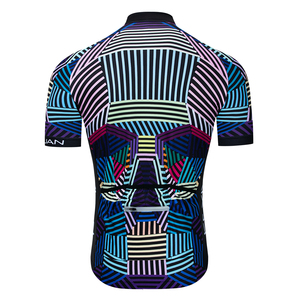 Image 2 - Keyiyuan קצר שרוול אופני בגדי קיץ סגנון פרו MTB ג רזי חולצה