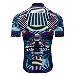 Image 2 - Keyiyuan半袖自転車服の夏のスタイルプロmtbジャージシャツ