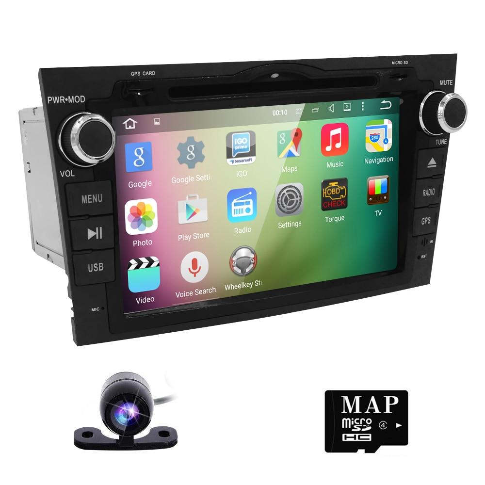 Camera font b Android b font 5 1 1 HD Quad Core 1024X600 Car DVD Player